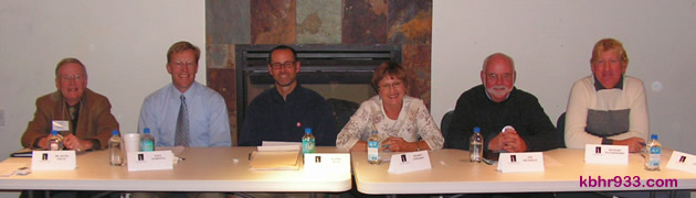 2008 Bear Valley Unified School District Board Candidates
